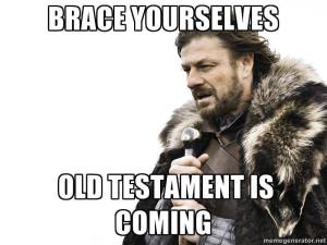 Old Testament Meme Game of Thrones