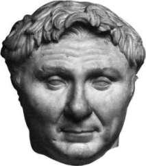 Pompey, Roman statue