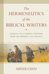 Abner Chou, Hermeneutics, Intertextuality