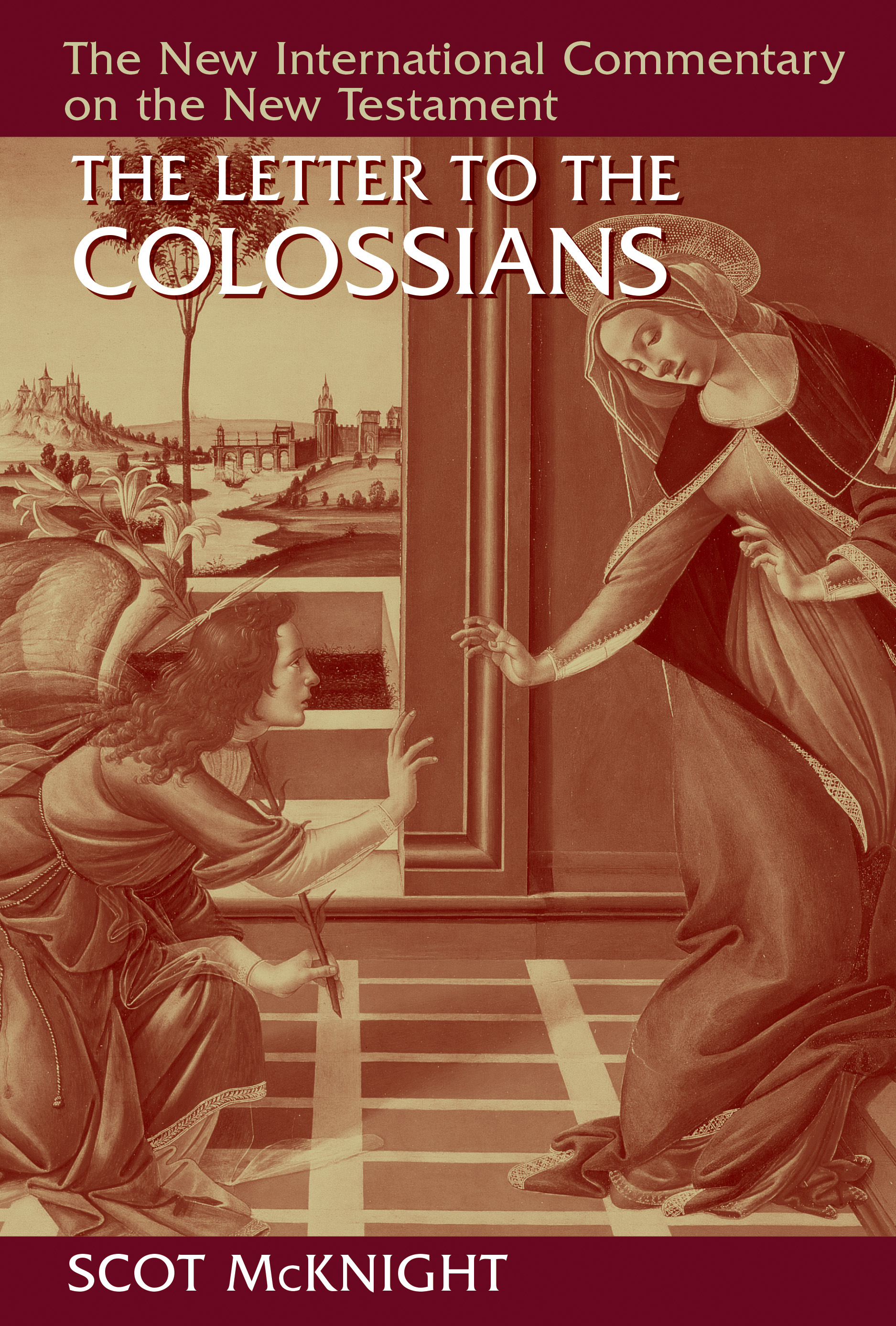 Book Review: Scot McKnight, Colossians (NICNT)