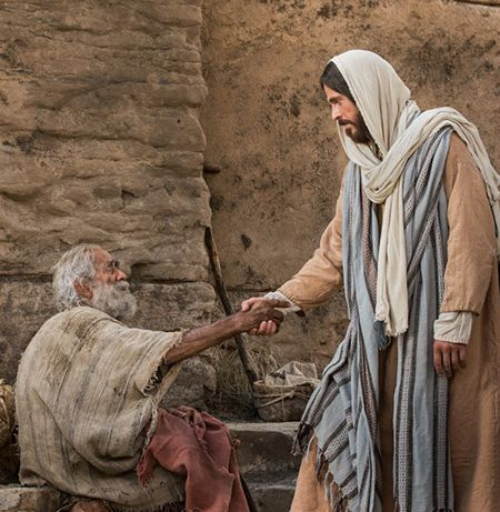 Jesus and the Poor