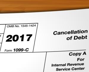 Cancellation of Debt