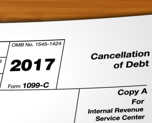 Cancellation of Debt