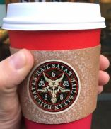Starbucks Red Cup Devil
