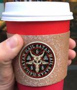 Starbucks Red Cup Devil