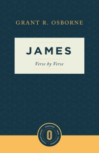 Book Review: Grant Osborne, James: Verse by Verse