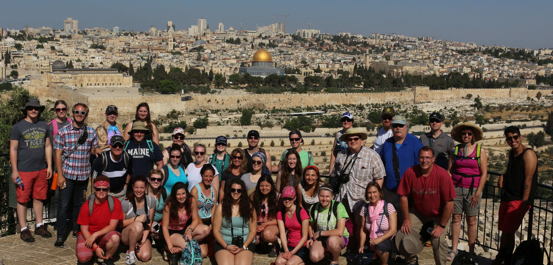 Grace Christian University Tour of Israel and Jordan 2019