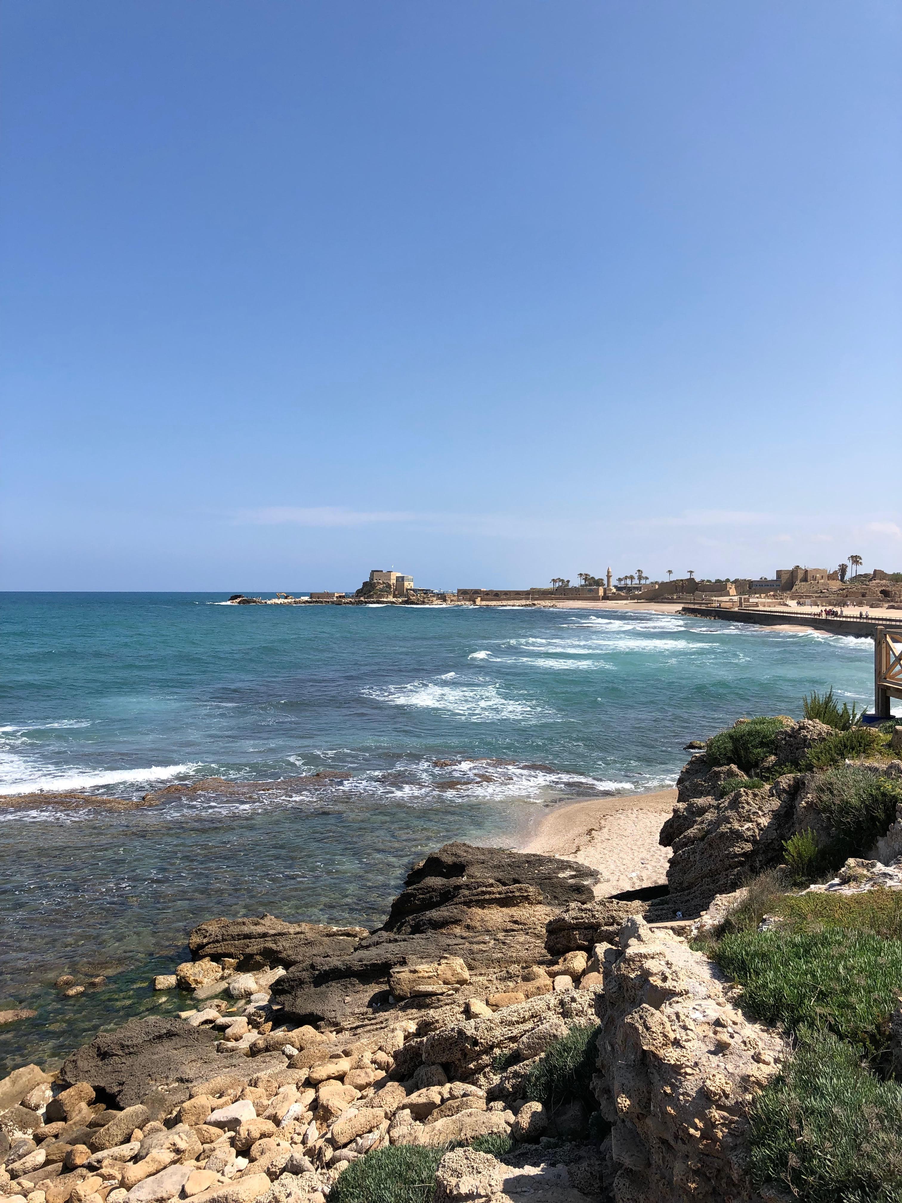 Caesarea, Megiddo, and The Sea of Galilee