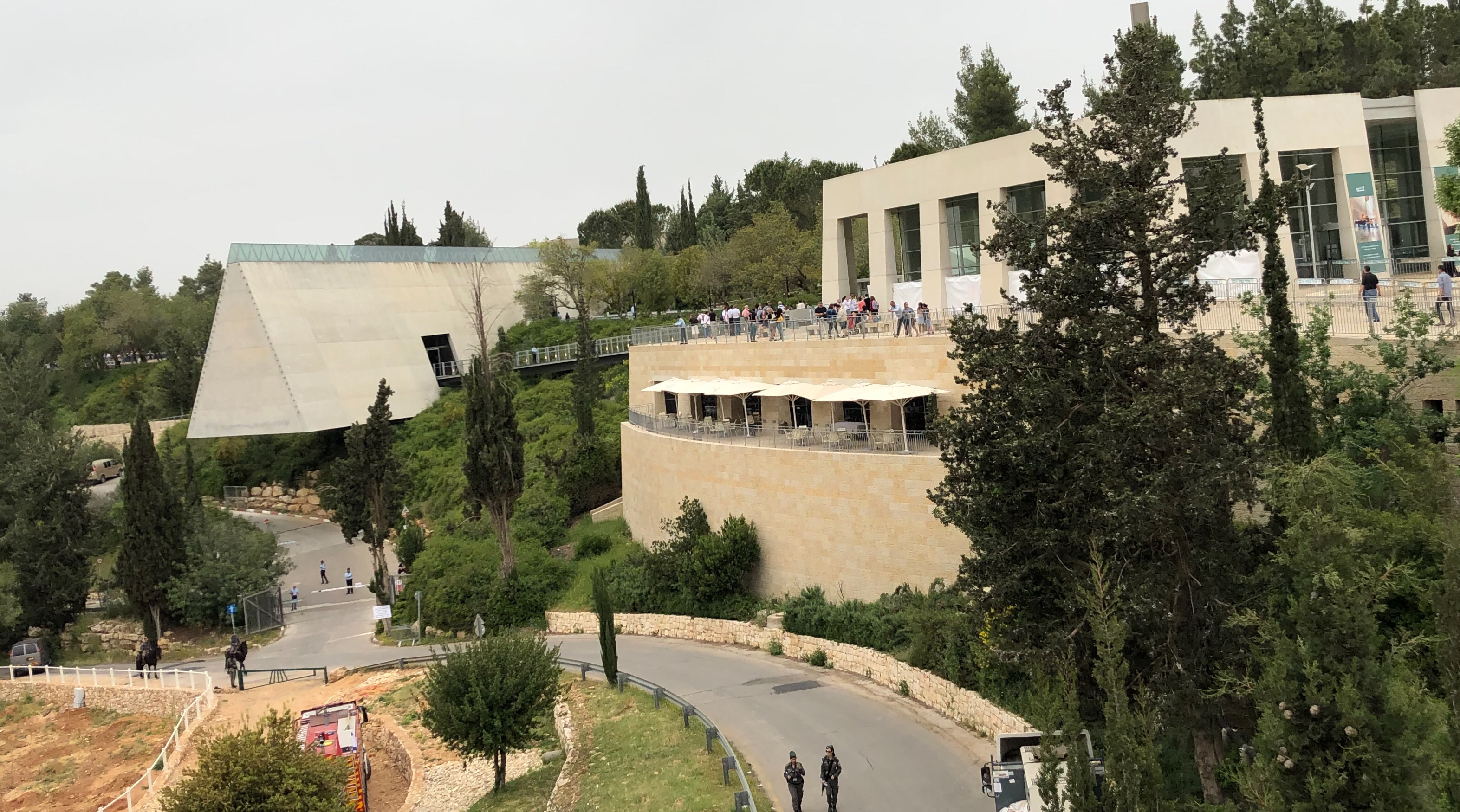 Yad VaShem and the Israeli National Museum
