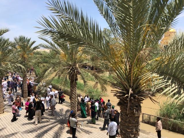 Qasr al Yahud, Baptism of Jesus