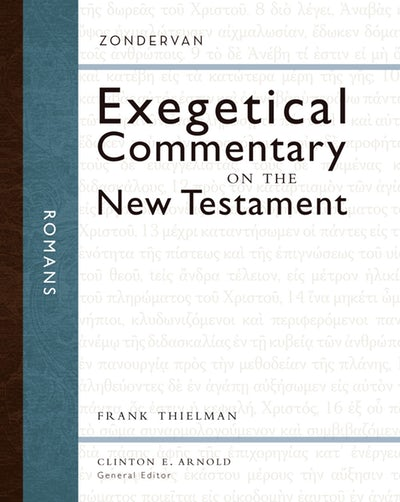 Book Review: Frank Thielman, Romans (ZECNT)