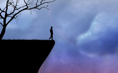 Standing on the Edge of an Abyss