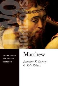 Brown, Roberts, THNTC Matthew
