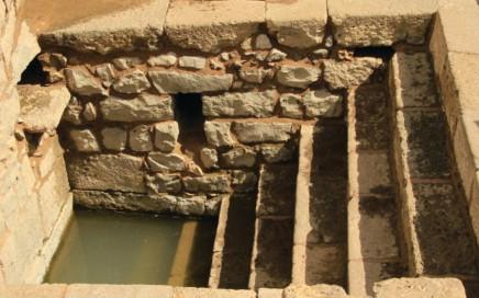 Mikveh for Washing