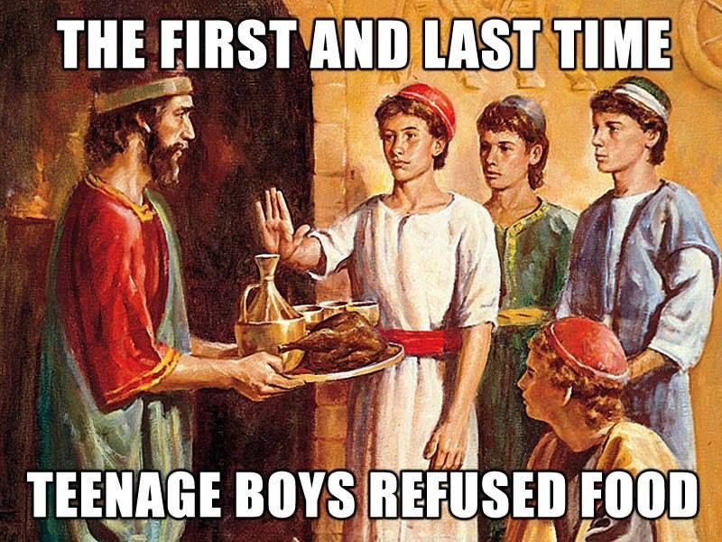 Daniel 1:8-16 – What was Wrong with the King's Food?