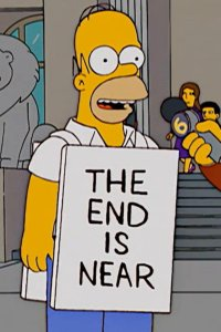 Homer, end of the world
