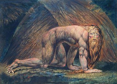 William Blake, Nebuchadnezzar
