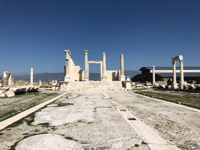 Imperial Temple at Laodicea