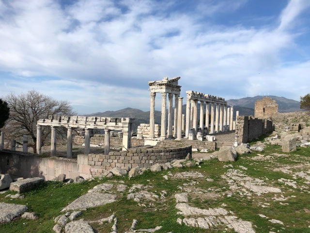 Imperial Cult Temple at Pergamum