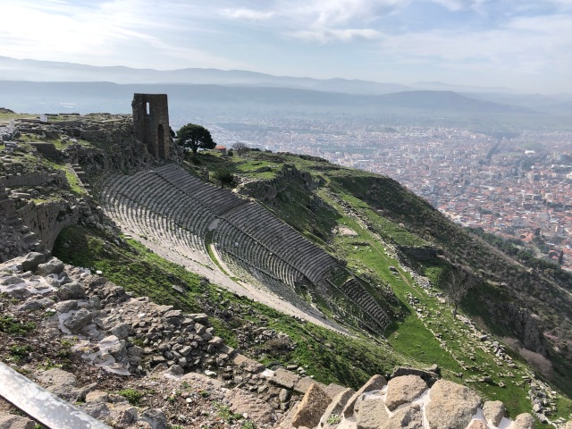 Theater at Pergamum