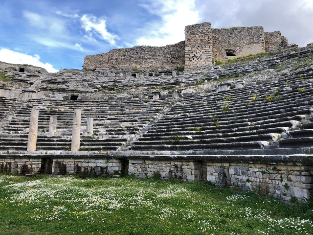 Theater at Miletus