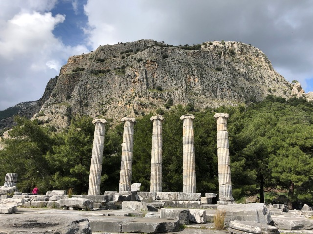 Temple of Athena at Priene