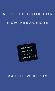 Little Book For New Preachers