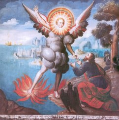 Mighty Angel, 17th century