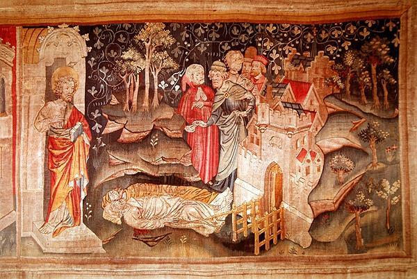 The Apocalypse of Angers 1373-87