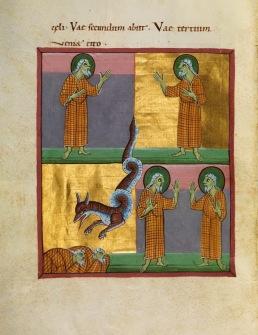 Two Witnesses Bamberg Apocalypse