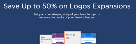 Logos Expansion Packs Sale