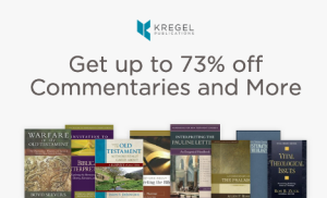 Kregel Sale Logos Bible Software
