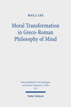 Max Lee, Moral Transformation