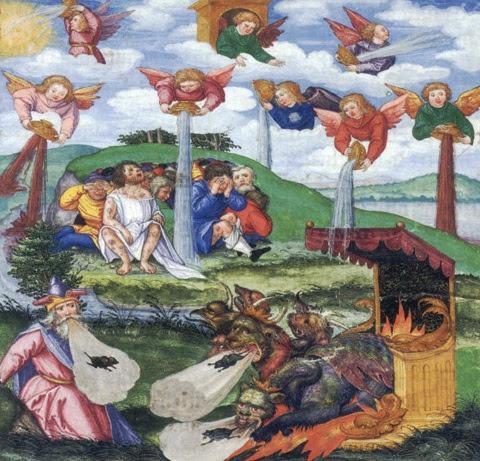 God's Wrath is Completed – Revelation 15:1-8