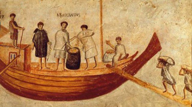 Roman trade Vessel