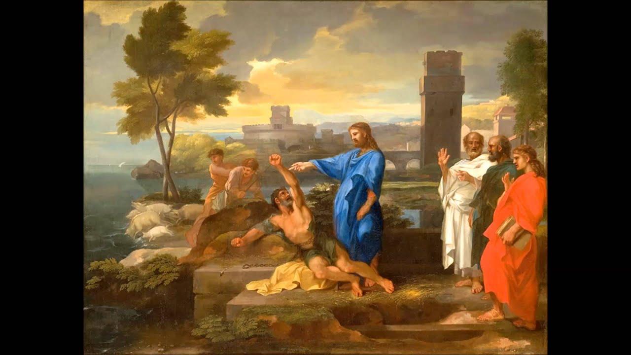 Jesus Has Authority Over Demons – Matthew 8:28-34