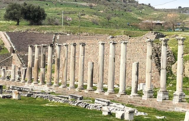 Asklepion Theater Peramum