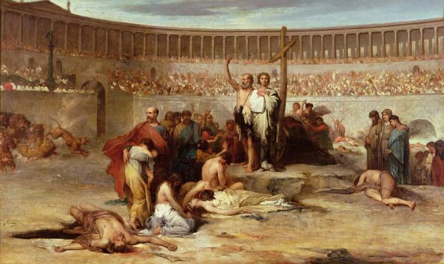 Martyrs Eugene Thirion